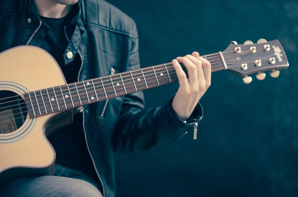 Best Apps for Learning How to Play the Guitar
