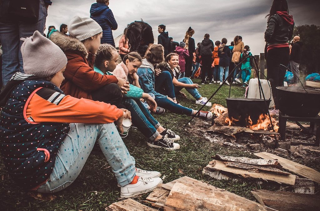 5 Benefits of Sending Your Kids to Summer Camp